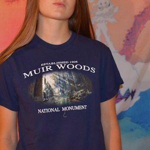 Muir Woods National Monument T-Shirt